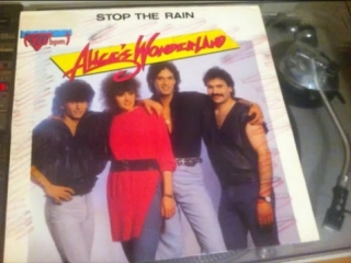 Alice`s  Wonderland- Stop The Rain (Euro Disco  1986)