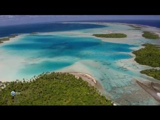 Райские острова Тихого океана. Paradise Island Pacific оcean