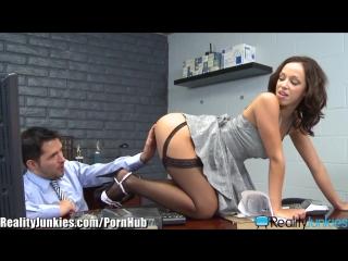 Шикарная секретарша