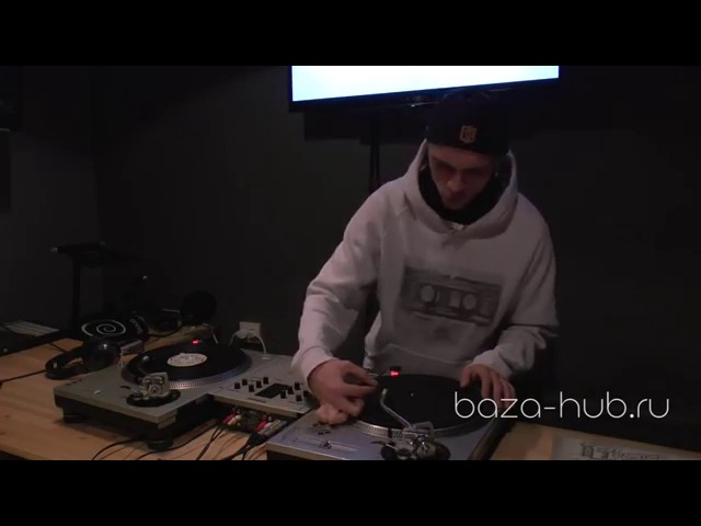 Мастер-класс dj Iggaz про turntablism, scratch, beat juggling