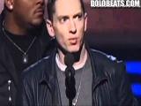 Eminem Gets Album Of The Year @ 2011 Grammys Presented By Nicki Minaj &amp Will.I.Am.