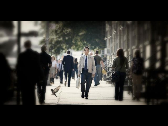 Невероятная жизнь Уолтера Митти - Официальный Трейлер F HD