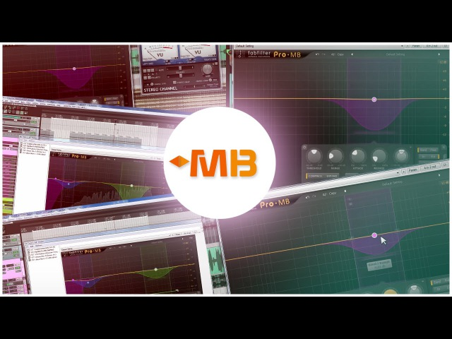 Как работает FabFilter Pro MB