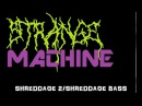 Shreddage Bass Picked Edition  Shreddage 2 Metal song with bass solo by Strange Machine