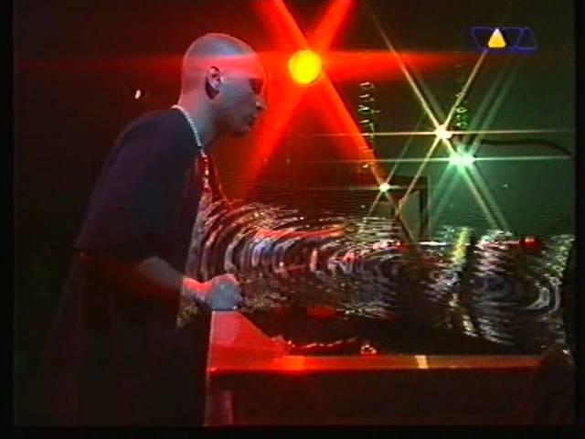 DJ Hooligan Da Hool @ Mayday X 30 04 1996