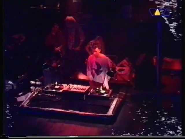 Hardsequencer (Hardy Hard) @ Mayday Reformation 30.04.1995