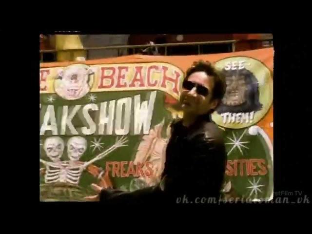 Заставка сериала «Блудливая Калифорния / Californication»