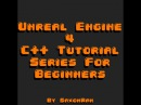 Beginner C with Unreal Engine 4 1 - Entry Point