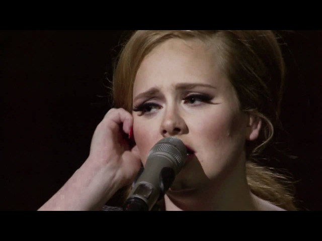 ITunes Festival London 2011 Adele - Someone Like You (Live)
