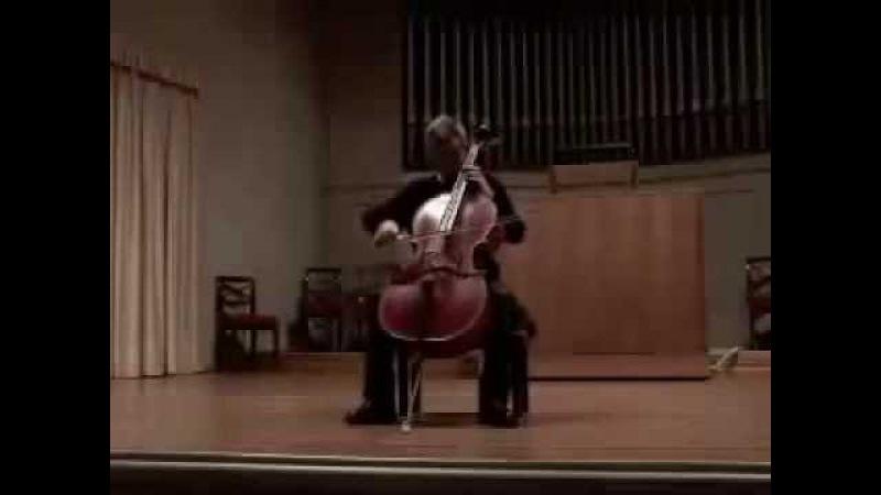 Мечты Джованни Соллима (виолончель)