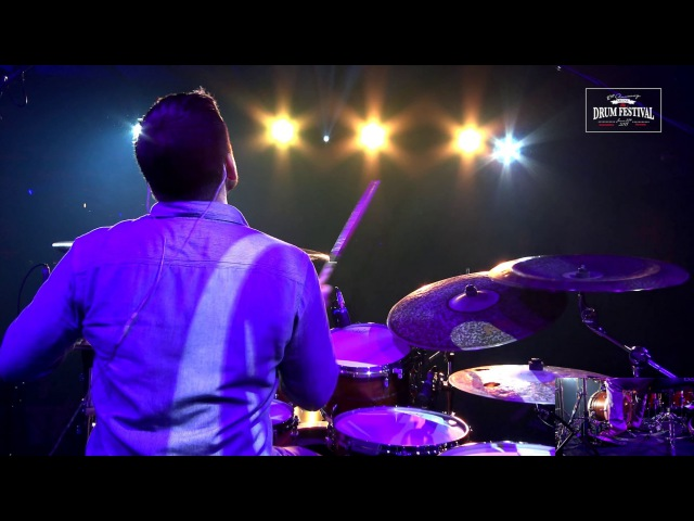 "MEINL DRUM FESTIVAL 2015 Matt Garstka Ka$cade"" Animals As Leaders"