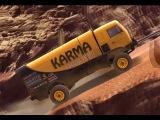 Мультики про машинки|Гонка на грузовиках|Игра для детей