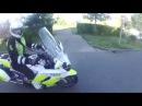 Бесстрашный школьник уходит от полиции