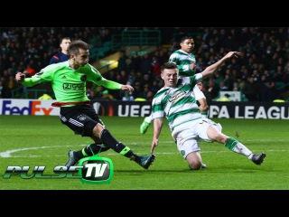 Селтик 1:2 Аякс | Лига Европы 2015/16 | Групповой этап | 5-й тур | Обзор матча