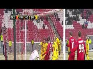 РУБИН - СЬОН 2:0 Обзор Матча Лига Европы 26.11.2015 [HD]