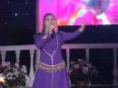 ЗАЙНАБ МАХАЕВА спела для вайнахского народа  Р.Кадырову 2015г