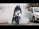 BMW S1000RR Burnout, Yamaha R1 R6 SRAD CBR Wheelie, HP4 ZX6R Z800 XJ6 Bandit Hornet - Bikers HD 66