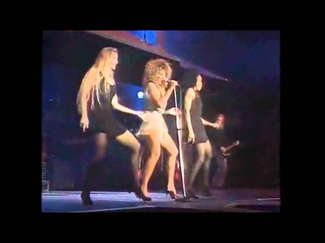 Tina Turner 'Steamy Windows' Live Barcelona '90