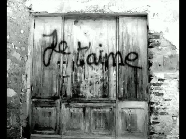 Francis Cabrel - L'encre De Tes Yeux (with lyrics)