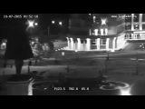 Камера ST-901 IP пример съёмки (ночь)