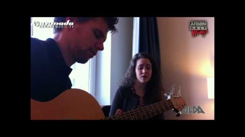 Ana Criado Eller Van Buuren - Down To Love (Mirage Acoustic Hotel Room Sessions 5)
