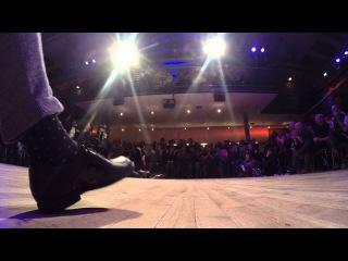 House Presentation at Battleroom | Yeliz/ Ukay 0:45 sec/ Willie