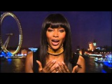 Naomi Campbell's explosive Morning TV interview