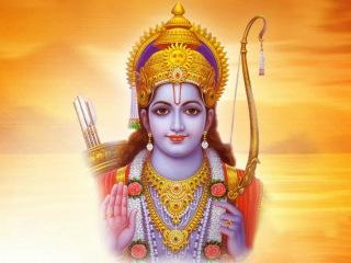 Shri Rama Bhajan - Raghupati Raghav Raja Ram [with text]