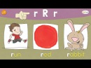 The R Chant | Phonics and Vocabulary | Think Read Write | ELF Learning