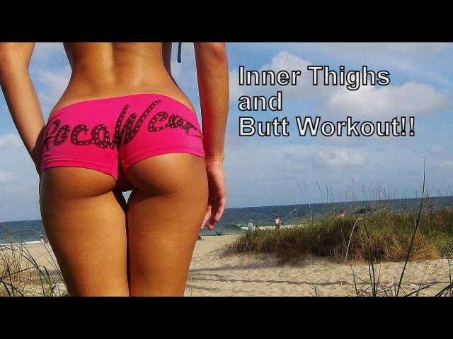 Girls Workout for Sexy Inner Thighs and Booty!