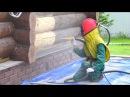 Абразивно струйный метод шлифовки древесины FORUMHOUSE