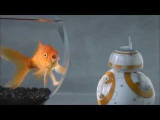 Дройд-игрушка BB-8 из 7 эпизода