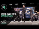 United Dance Crew 2nd Place Upper Division FRONTROW World of Dance San Diego 2015 WODSD15