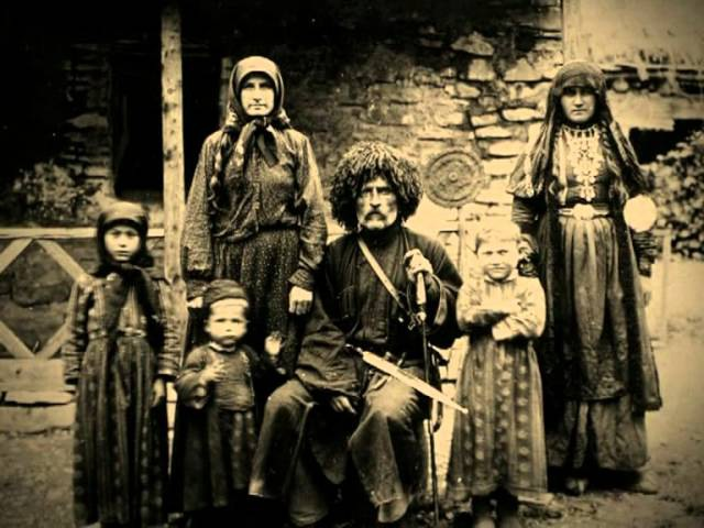 ვაჟა ფშაველა - სიმღერა (ელგუჯა ბურდული)