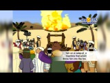 Ibrahim (as) was thrown into the Fire - Storytime with Zaky | HD