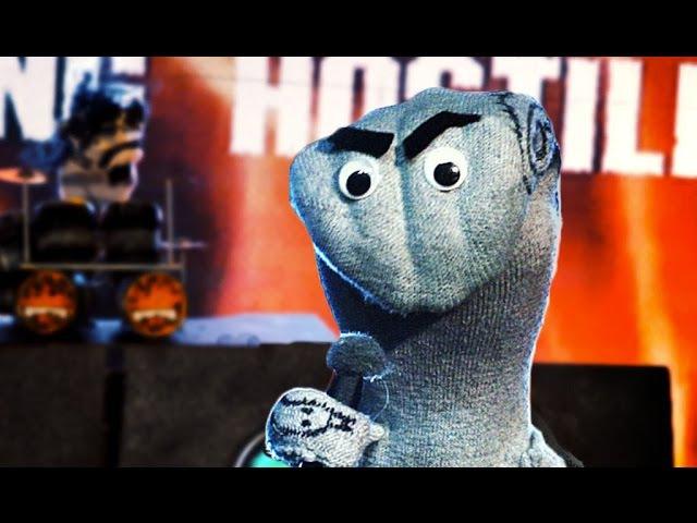 Pantera - Walk (Sock Puppet Parody)