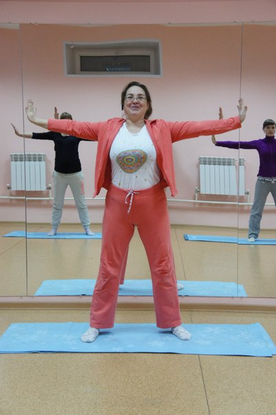 Гимнастик для беременных томск