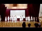 Отчетный танец Дариночки