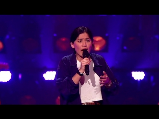 Jasmine Karimova – Stay High (The Blind Auditions - The voice of Holland 2015)