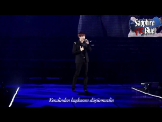 [SS4] Zhou Mi Solo - Because of You (Türkçe Alt Yazılı)
