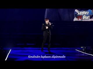 [SS4] Zhou Mi Solo - Because of You (Türkçe Alt Yazılı)