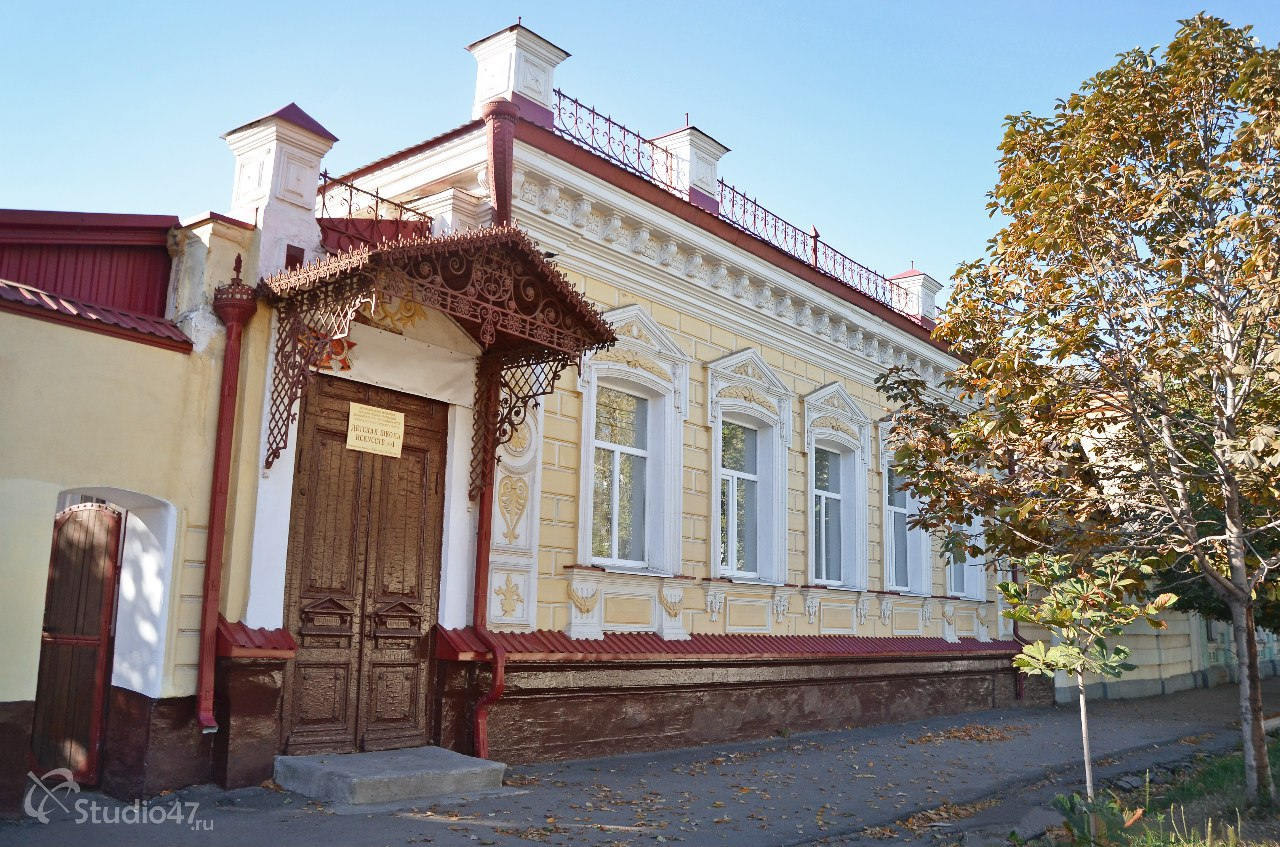 Борисоглебская Детская школа искусств