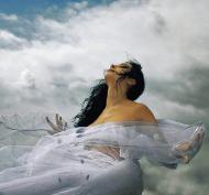 Просто нежною быть - не получится: Ибо счастье тогда улетучится! Для любви долго надобно мучится! Лишь тогда только всё и получится!!!