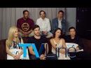 Grimm Cast Interview at Comic Con 2015 TVLine