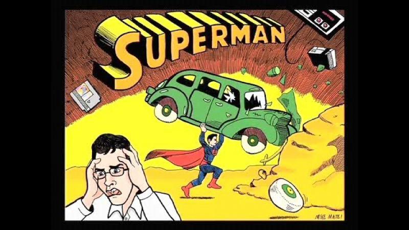 Superman [AVGN 50 - RUS RVV]