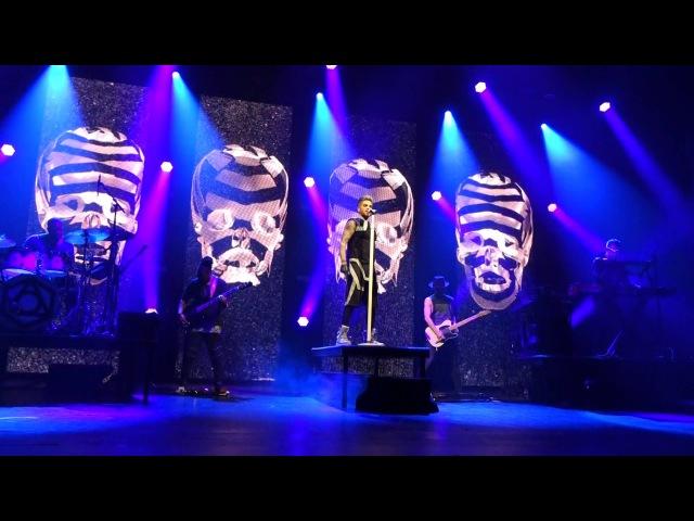 Intro EITN FYE Adam Lambert Milwaukee 2016 03 22