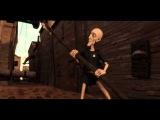 Смерть и Ковбой / Прикольный мультик ( Крутые мультики )