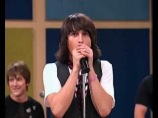 Hannah Montana - Oliver Oken (Mitchel Musso) sings Let's make this last forever