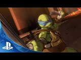 Teenage Mutant Ninja Turtles Mutants in Manhattan - Gameplay Trailer PS4