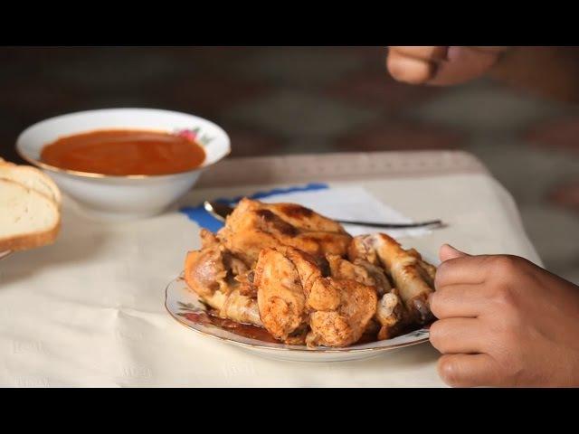 Адыгея. Куриная кухня 🍳 Планета вкусов 🌏 Моя Планета